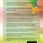Healthy Community poster