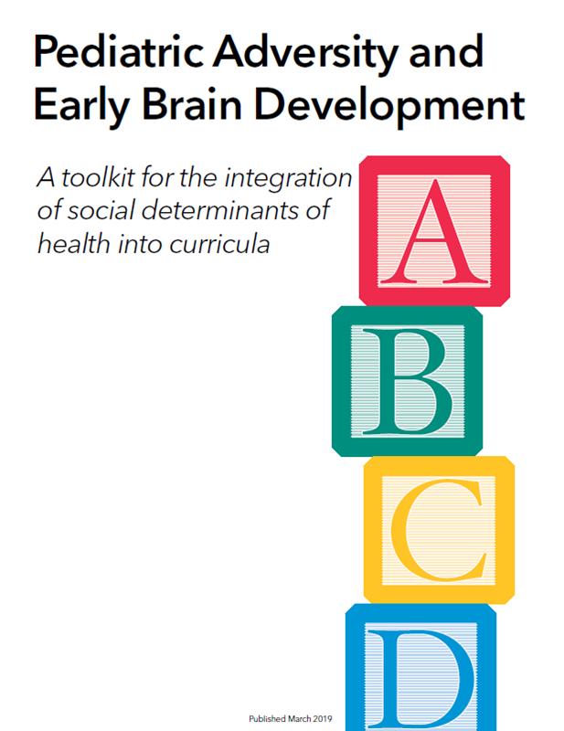 Pediatric Adversity and Early Brain Development report