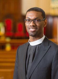 Rev. Derrill A. Blue